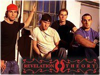 Ранние фотографии группы Rev Theory